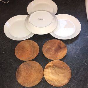 Williams-Sonoma appetizer plates
